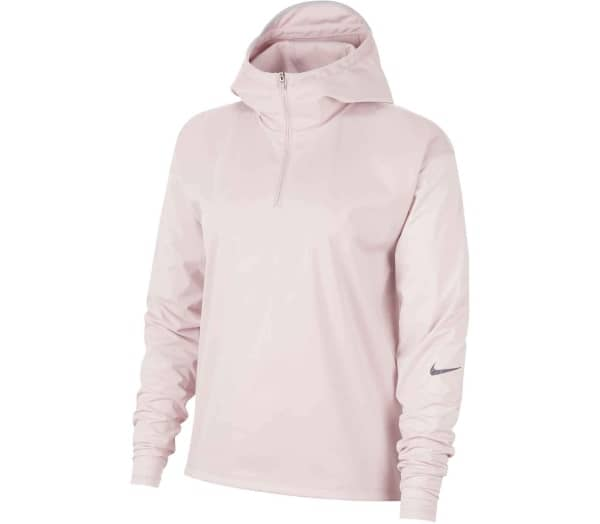 NIKE Shield Run Division Women Functional Hoodie - 1