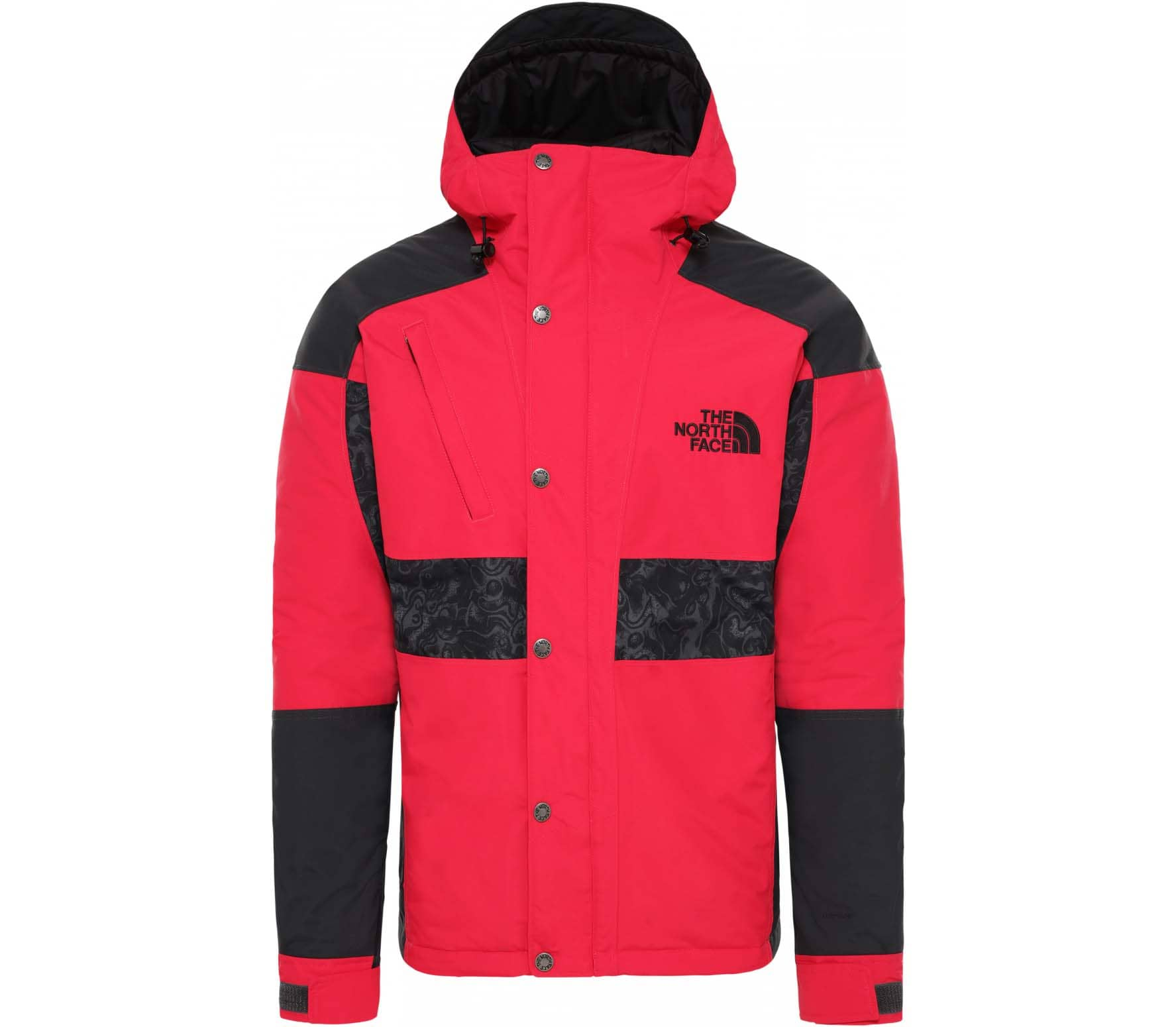 The North Face 94 Rage Wp Synthetic Insulated Unisex Jacket pink