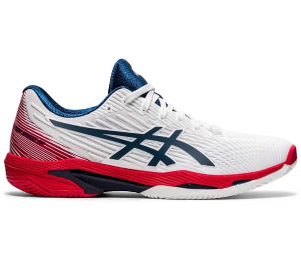 ASICS Solution Speed FF 2 Clay Men Tennis Shoes - 1