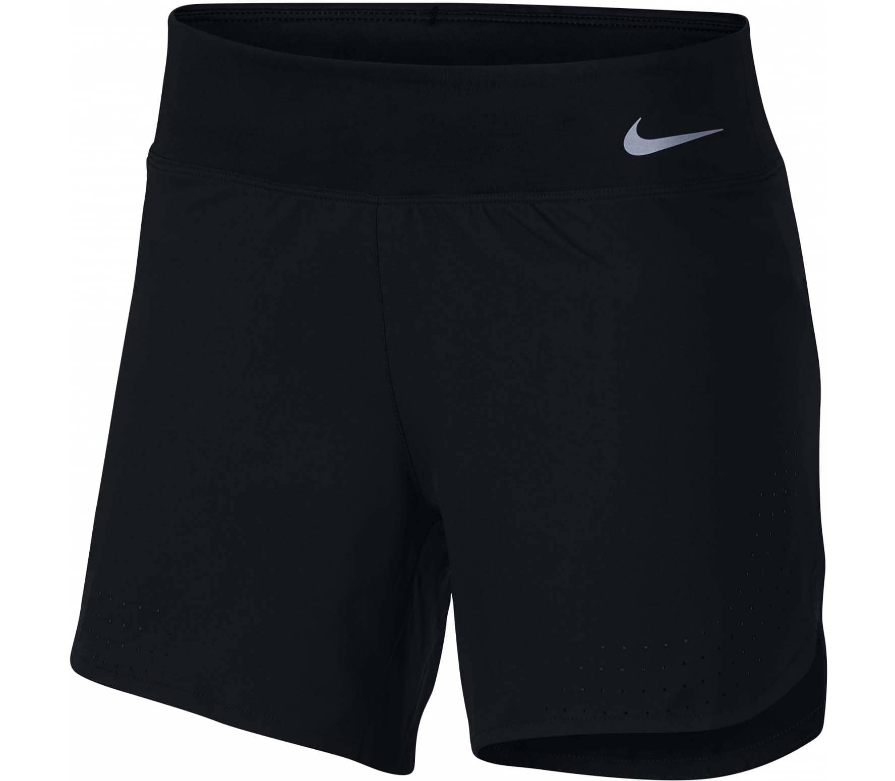 Nike Eclipse Women Training Shorts black