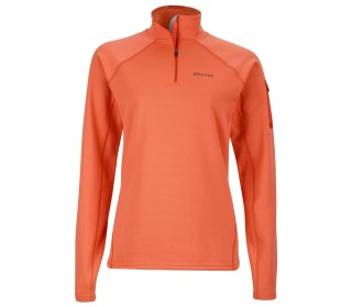 1/2 Zip Stretchfleece Women