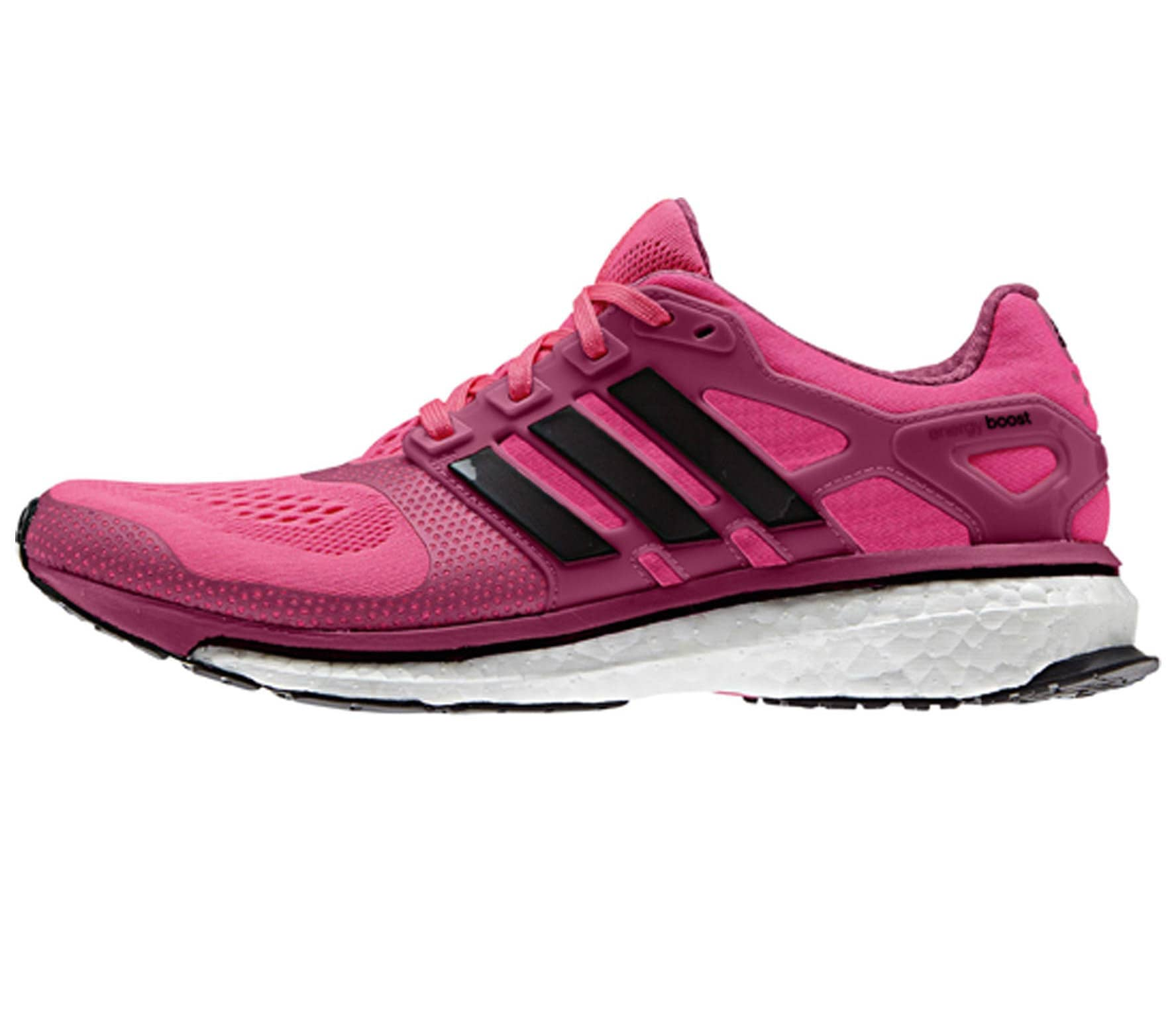 promo code 4fe62 674d8 Adidas - Energy Boost 2 ESM women s running shoes (pink black)