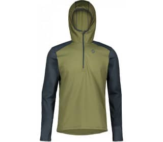 Defined Mid Men Halfzip