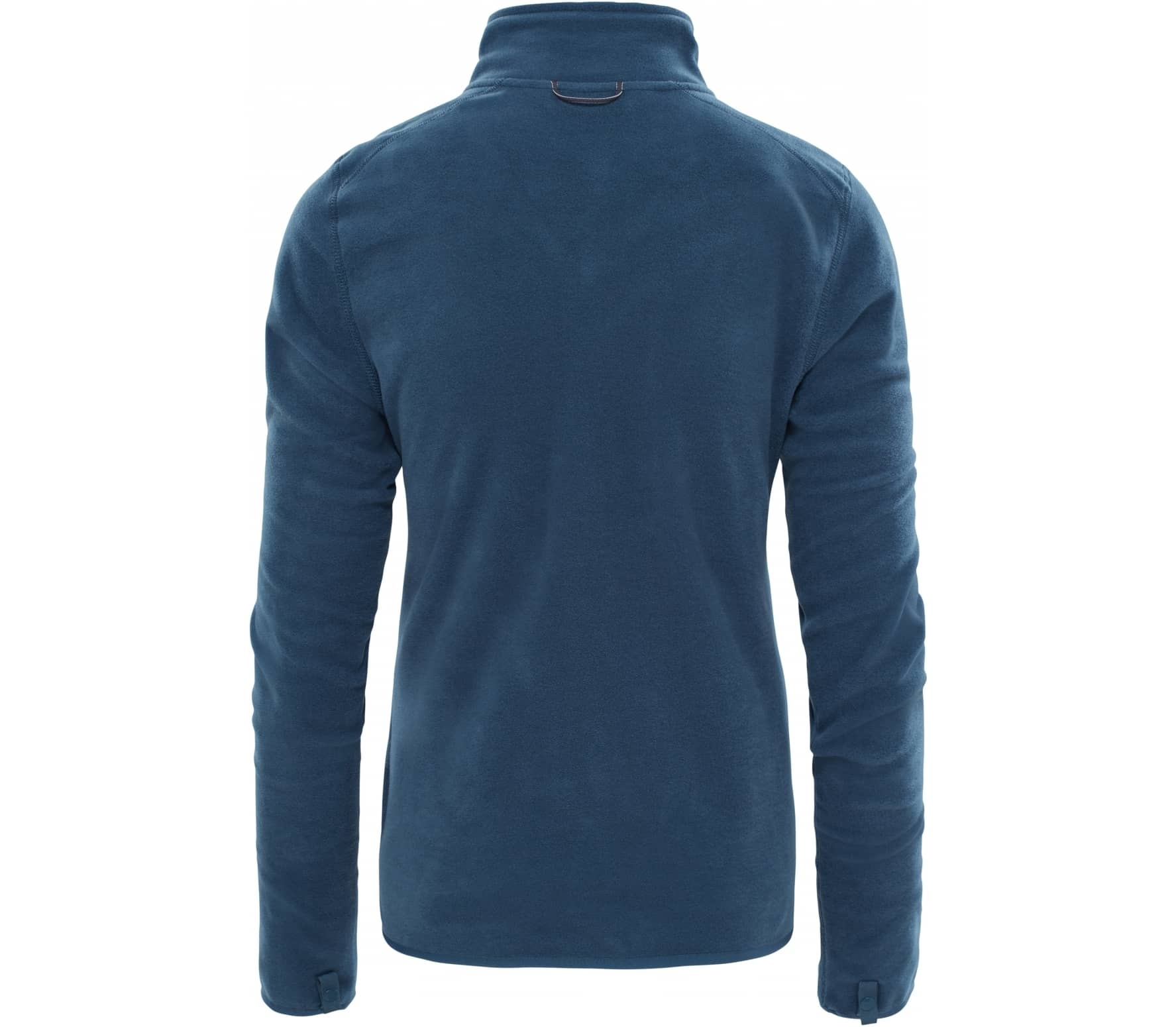 The North Face - 100 Glacier Full Zip Donna giacca in pile (blu ... c2d8a8accfce