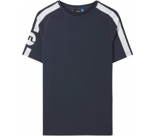 J.Lindeberg Riley Double Mesh Men T-Shirt