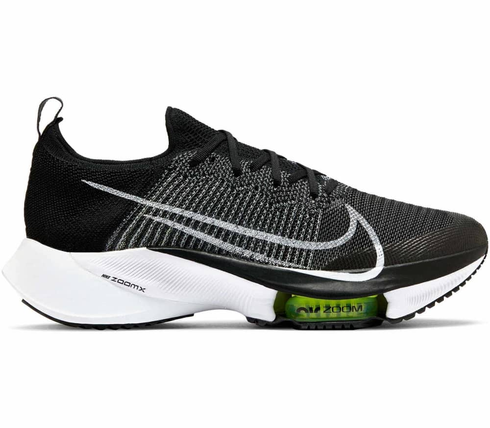 NIKE Air Zoom Tempo Next% Flyknit Men Running Shoes (black) 199,90 €