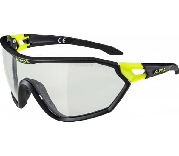 ALPINA Alpina S-Way VL+ Bike Brille - 1