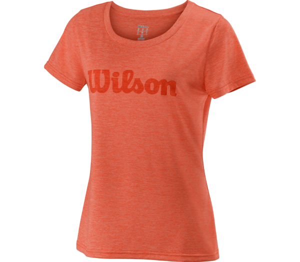 WILSON UWII Script Tech Pro Women Tennis Top - 1