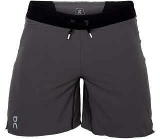 On Lightweight grey S Men Running Shorts