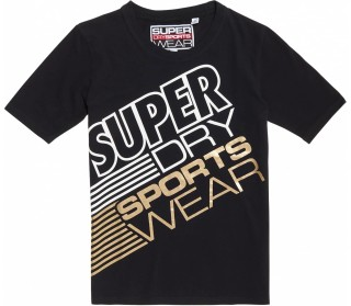 SUPERDRY SPORT® Street Sports Damen T-Shirt