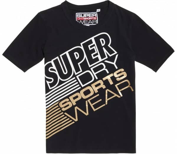 SUPERDRY SPORT® Street Sports Damen T-Shirt - 1