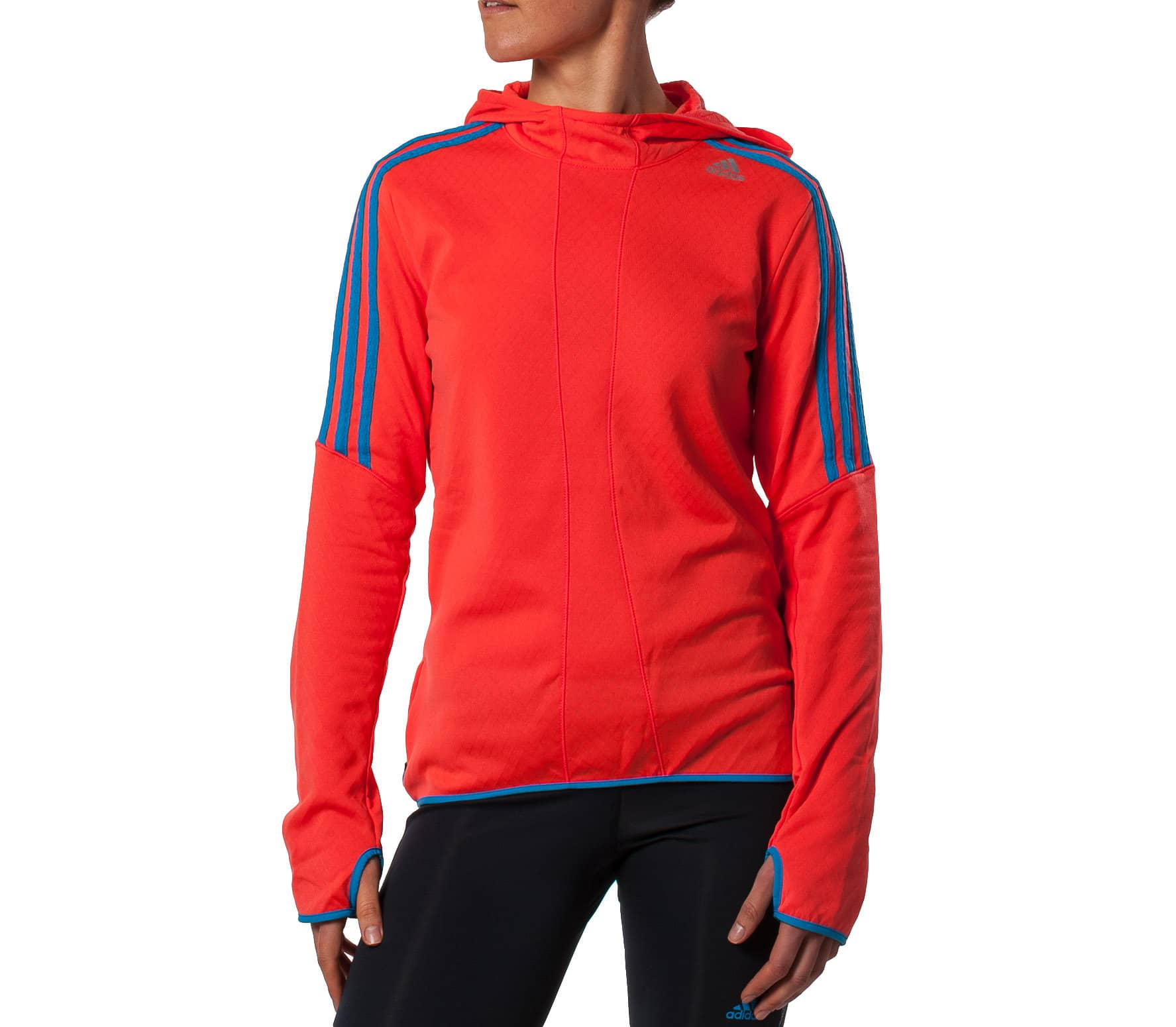 official store new list low price adidas Response Icon hoodie women's Damen