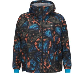 Peak Performance Work It Print Damen Jacke