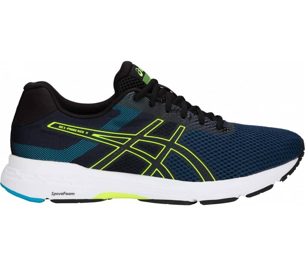 ASICS Gel-Phoenix 9 Men Running Shoes  blue