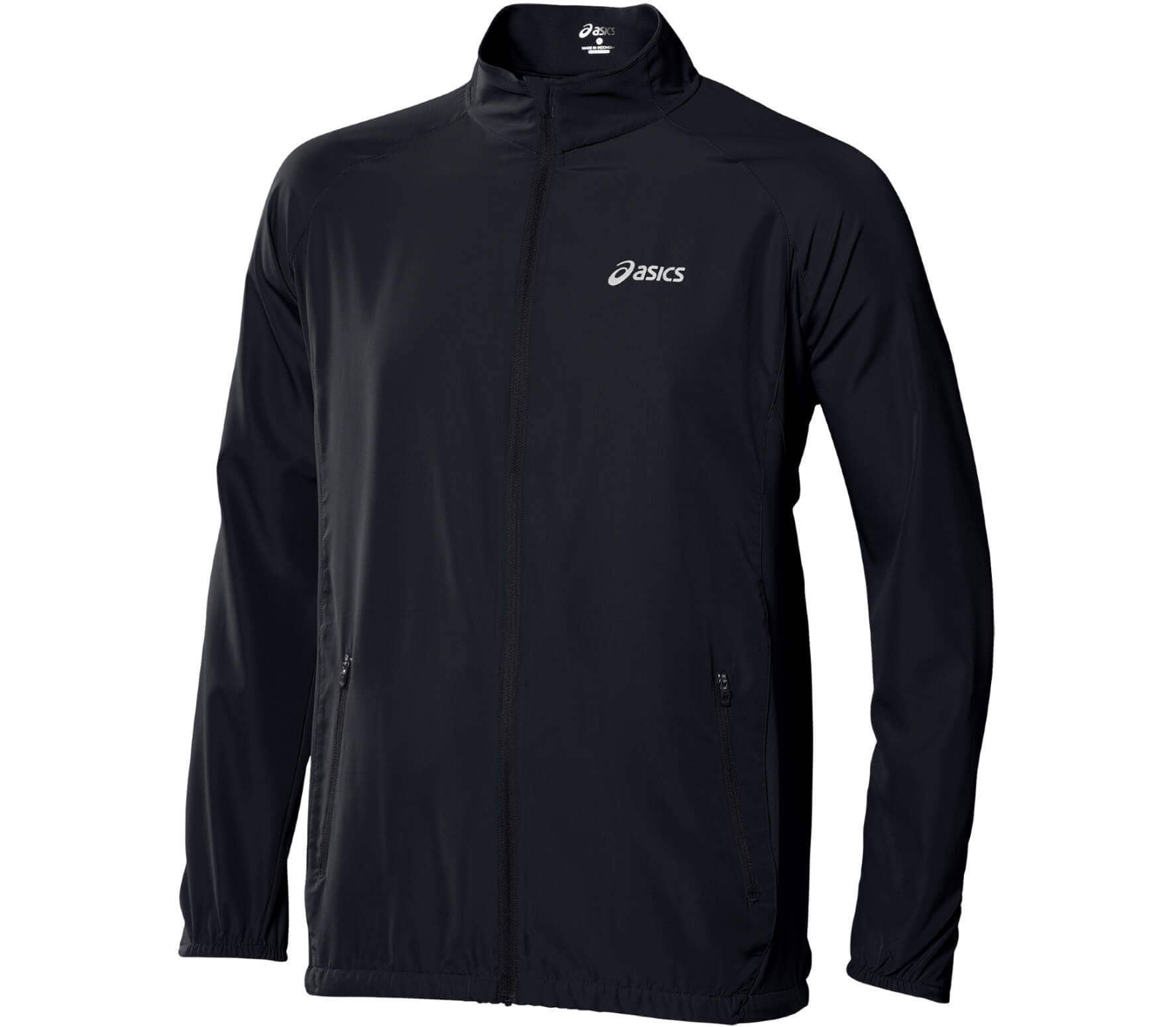 ASICS - Woven men's running jacket (black) - S thumbnail