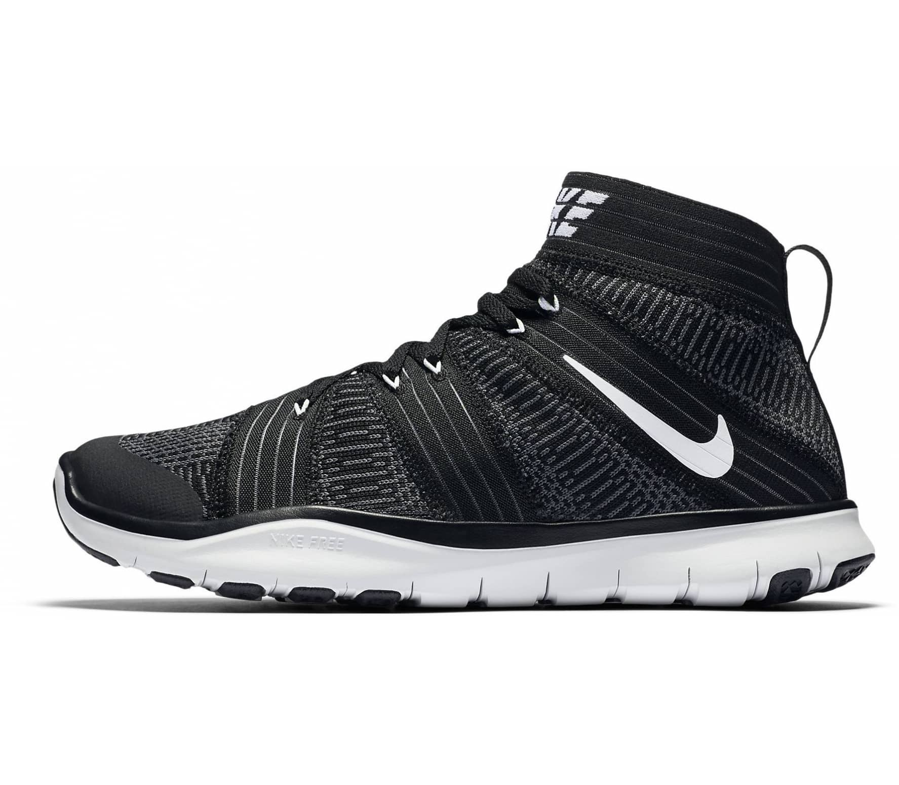 buy popular 3c452 b0351 Nike - Free Virtue men s training shoes (black white)
