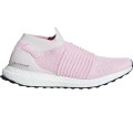 adidas - Ultraboost Laceless women's running shoes (pink/white)