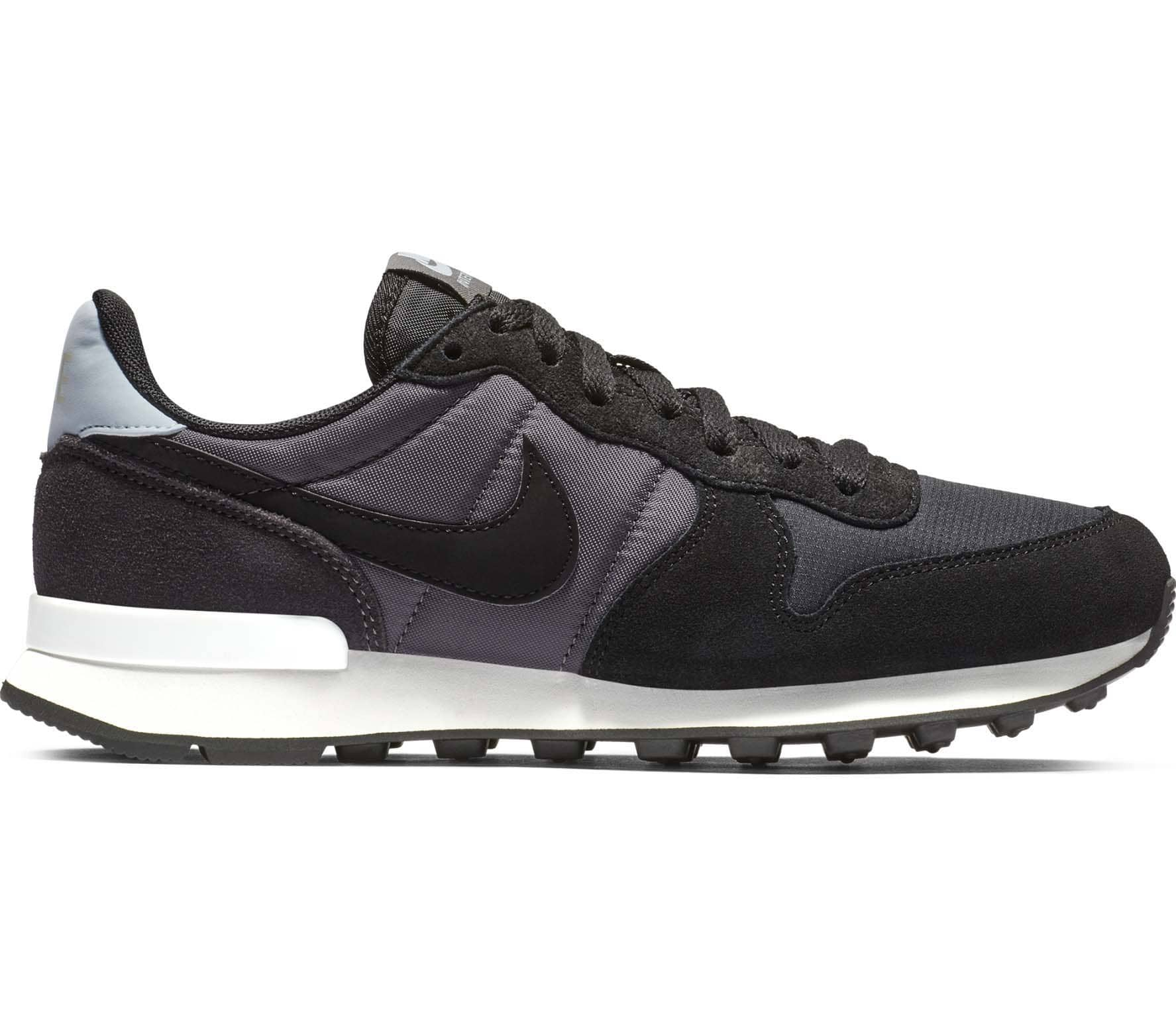 Nike INTERNATIONALIST W Grå Sneakers Dame internationalist