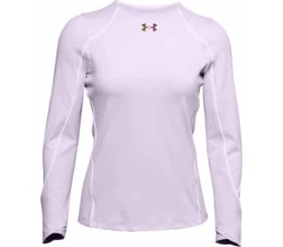 Under Armour ColdGear® Rush Crew Dames Long-sleeve