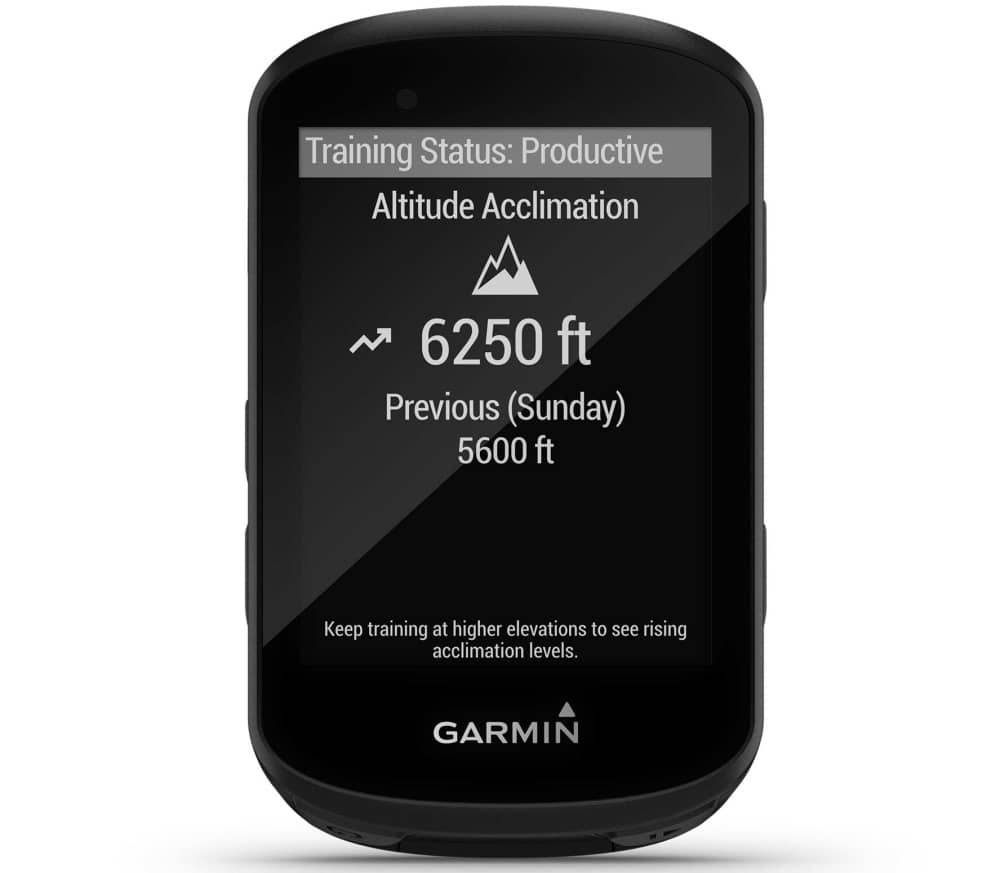 GARMIN Edge 530 Cycling Computer (black) 299,90 €
