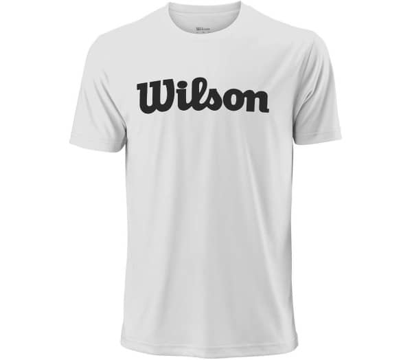WILSON Script Tech Men Tennis Top - 1