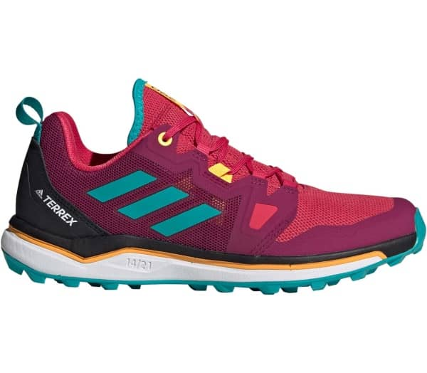ADIDAS TERREX Agravic Women Trailrunning Shoes - 1
