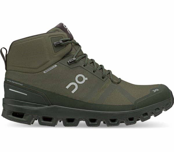 ON Cloudrock Waterproof Men Hiking Boots - 1