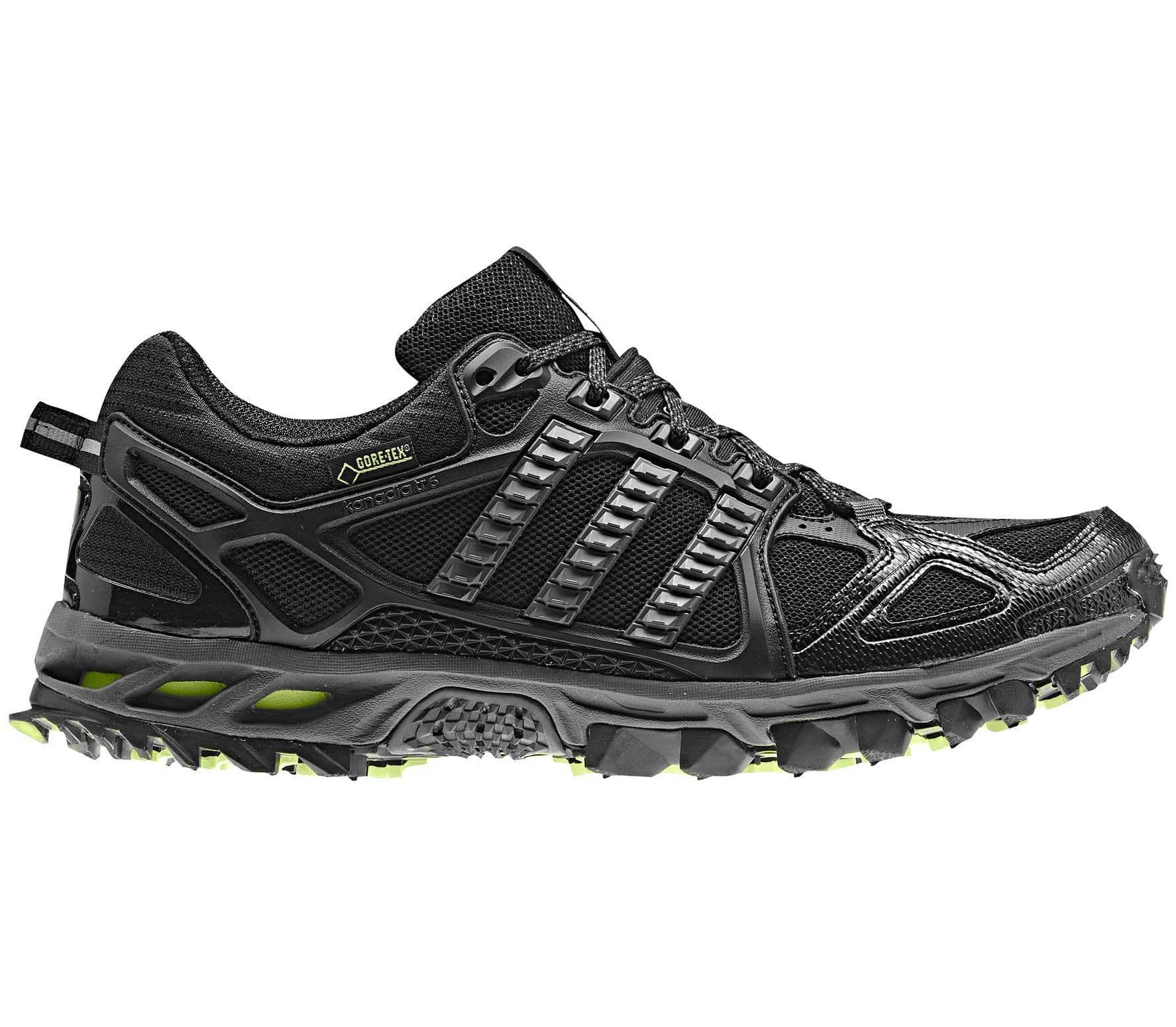 separation shoes a4d99 876dd Adidas - Kanadia TR 6 GTX women s running shoes (black)