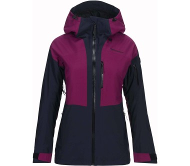 Peak Performance Gravity Damen Skijacke lila