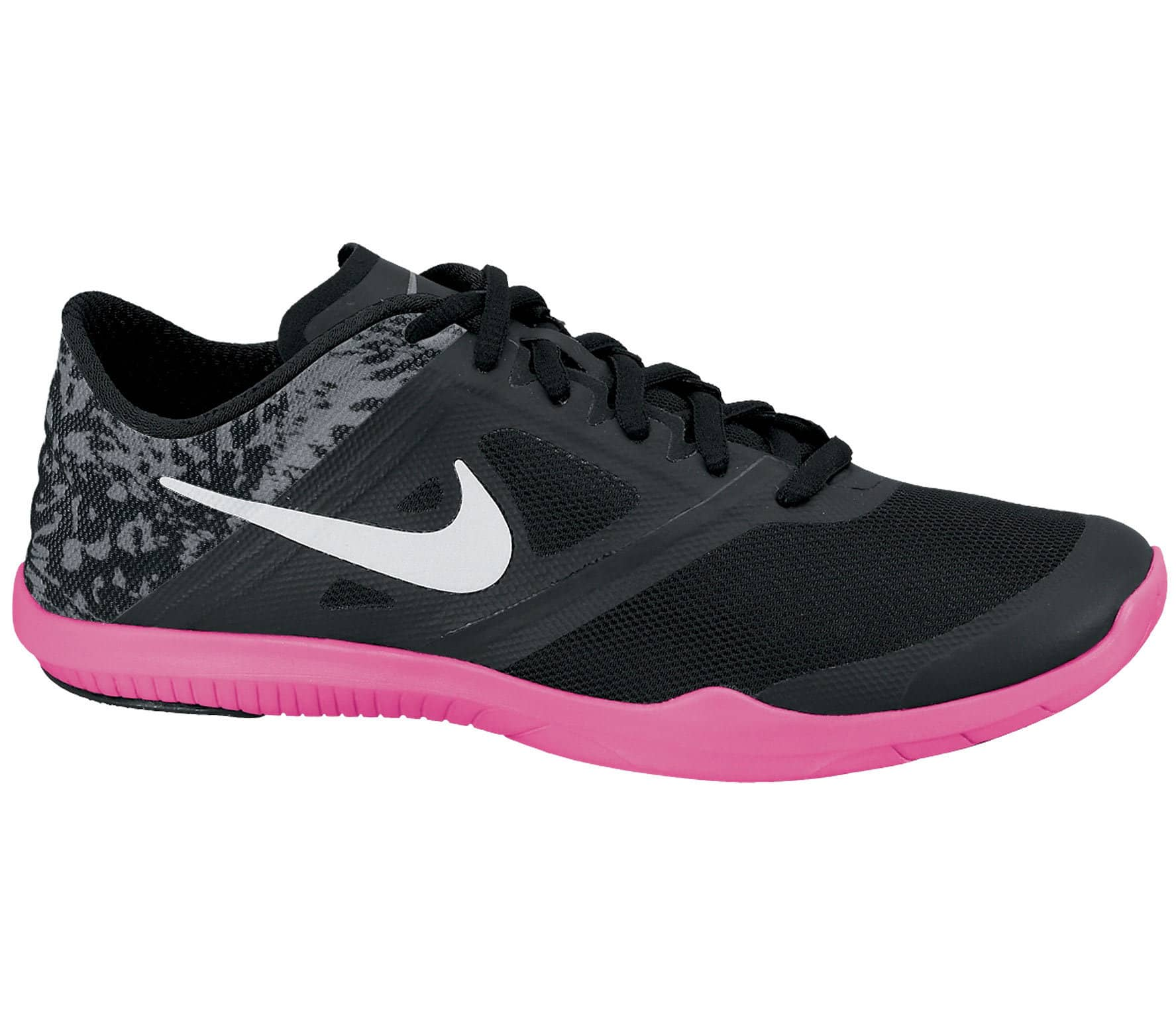 1c6e087cc2 Nike - Studio Trainer 2 Print women s training shoes (black pink ...