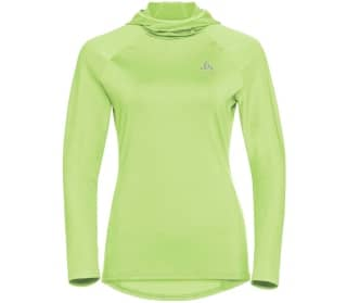 ODLO Zeroweight Ceramiwarm Women Running Long Sleeve