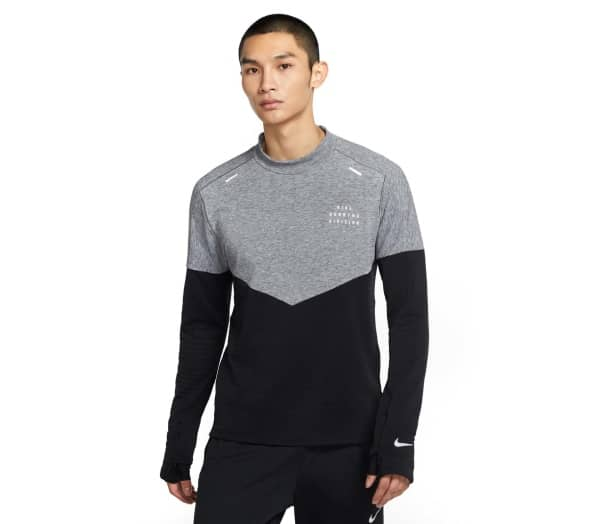 NIKE Sphere Run Division Hommes T-shirt à manches longues running - 1