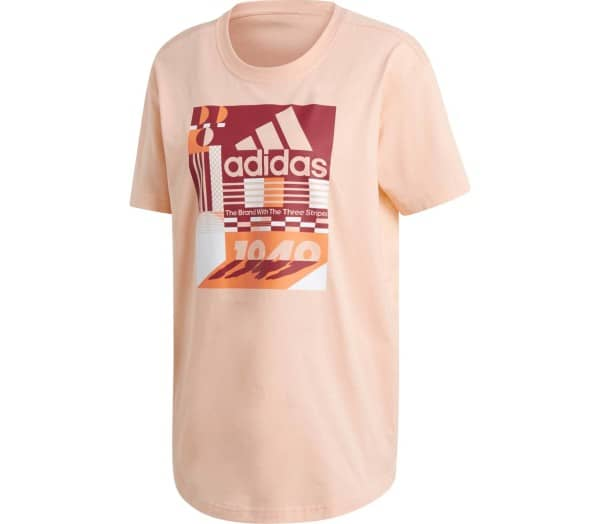 ADIDAS Graphics Emblem Damen T-Shirt - 1