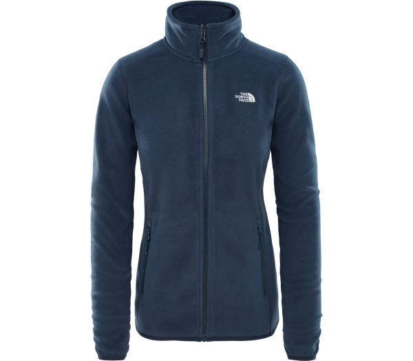 THE NORTH FACE 100 Glacier Full Zip Mujer - 1