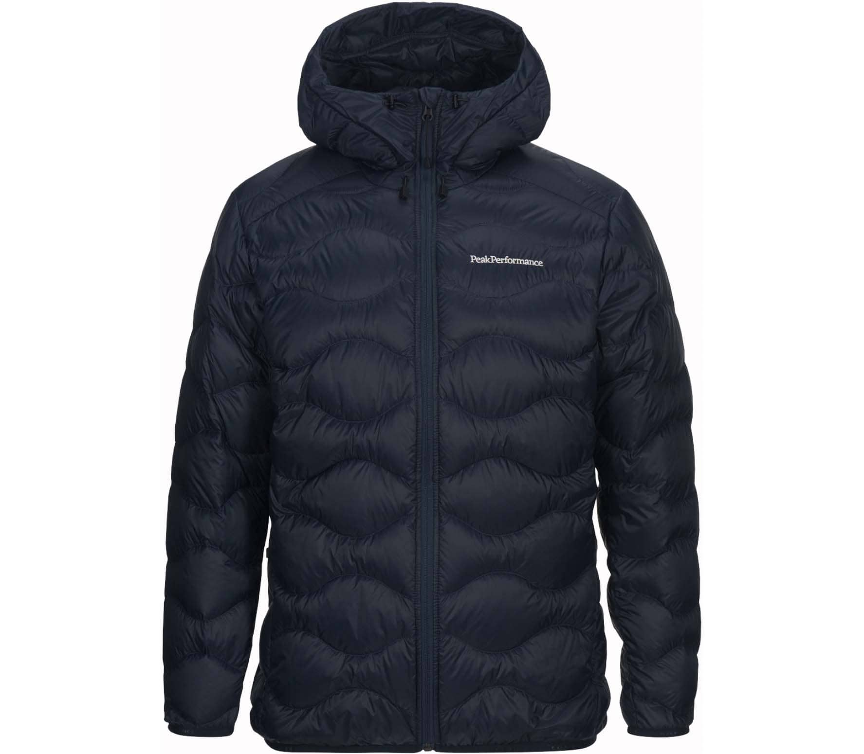 Peak Performance - Helium men's down jacket (blue)