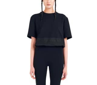 Empathy Damen Cropped Shirt