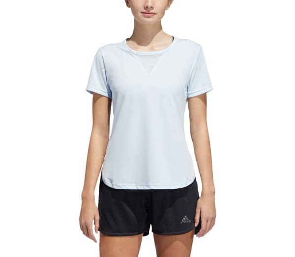 ADIDAS 3-Streifen Heat.Rdy Damen Trainingsshirt - 1