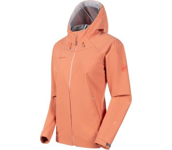 MAMMUT Sapuen Women Softshell Jacket - 1