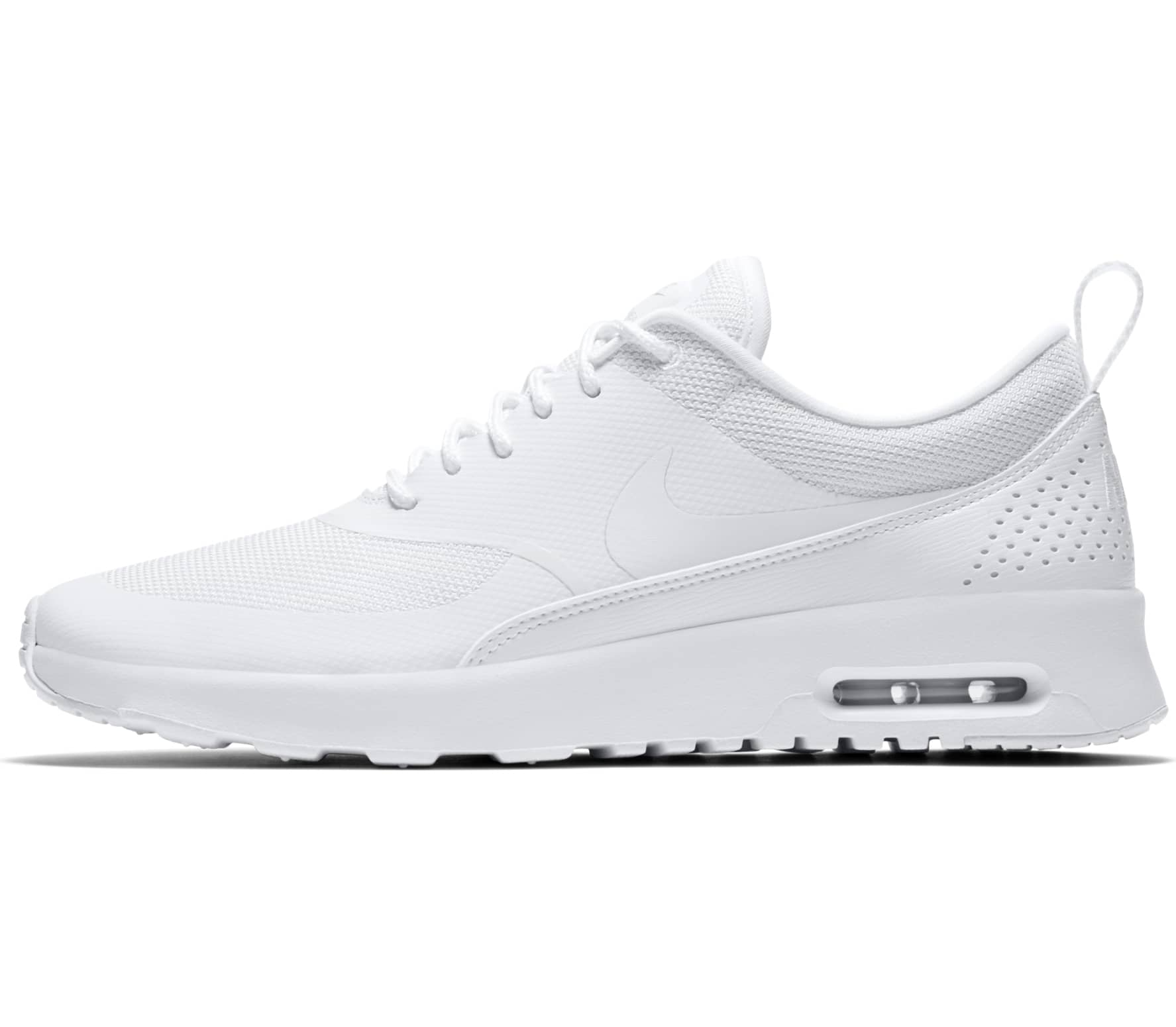nike air max thea dames ren schoen wit online kopen in. Black Bedroom Furniture Sets. Home Design Ideas