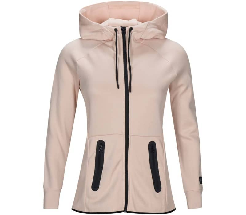 Tech Damen Sweatjacke
