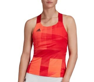 adidas Y- Olymp High Rise Women Tennis Top