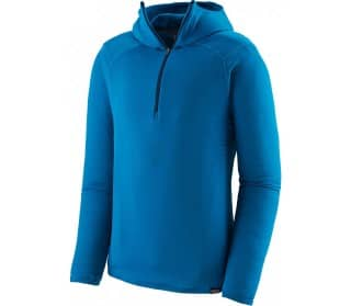 Capilene TW Zip Neck Men Long Sleeve