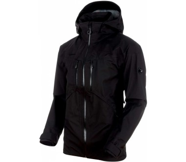 Mammut - Stoney HS men's skis jacket (black)