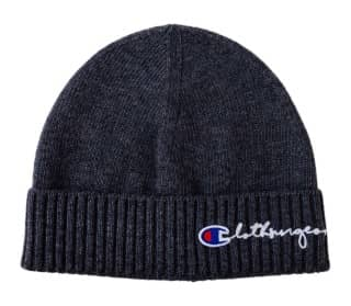 X CLOTHSURGEON Wool Yarn Beanie