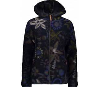 Fix Hood Women Jacket