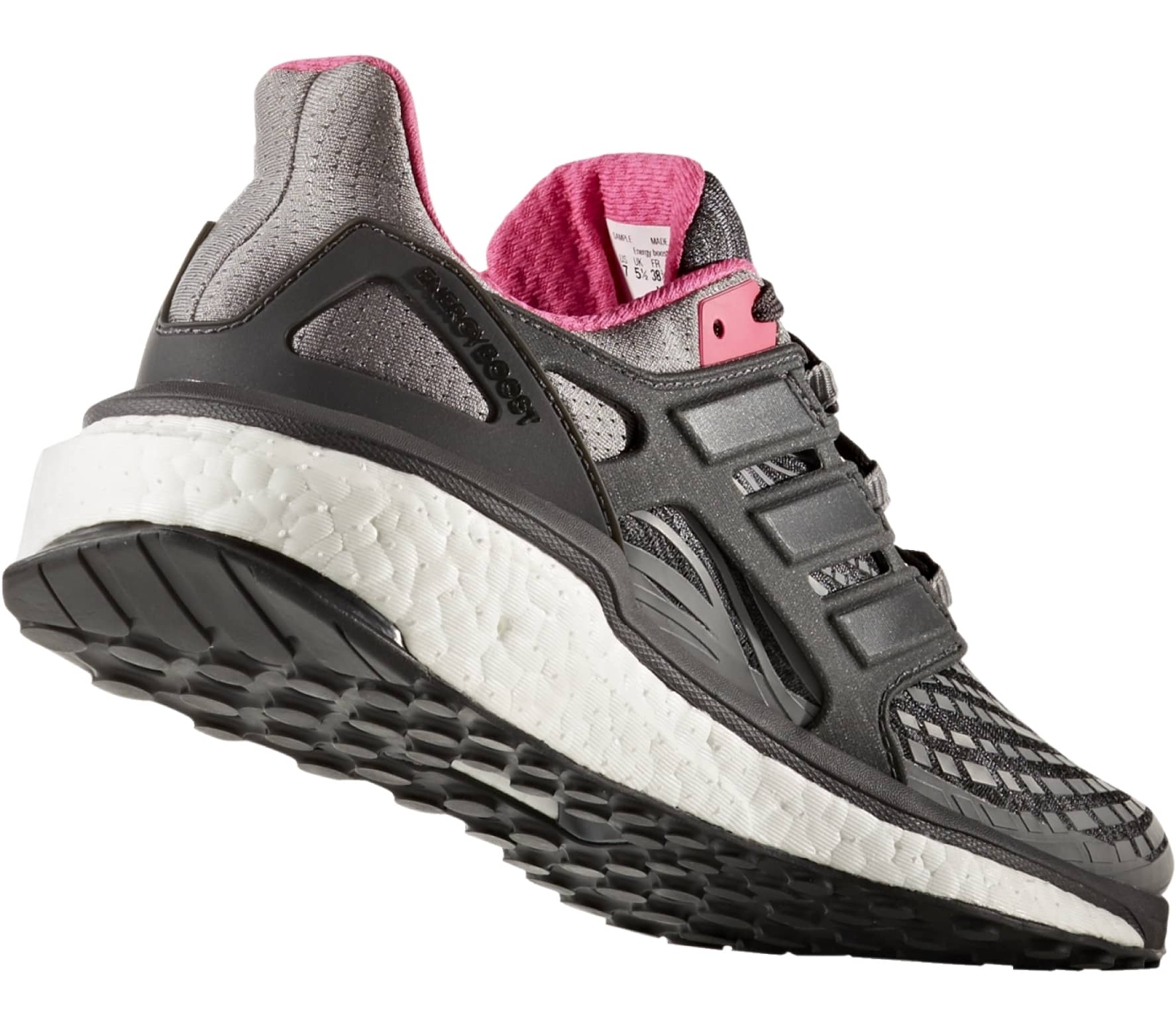 hardloopschoenen At Adidas Boost Buy dames Energy It greypink w16qT1
