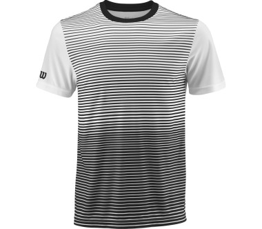 Wilson Team Striped Crew Men black