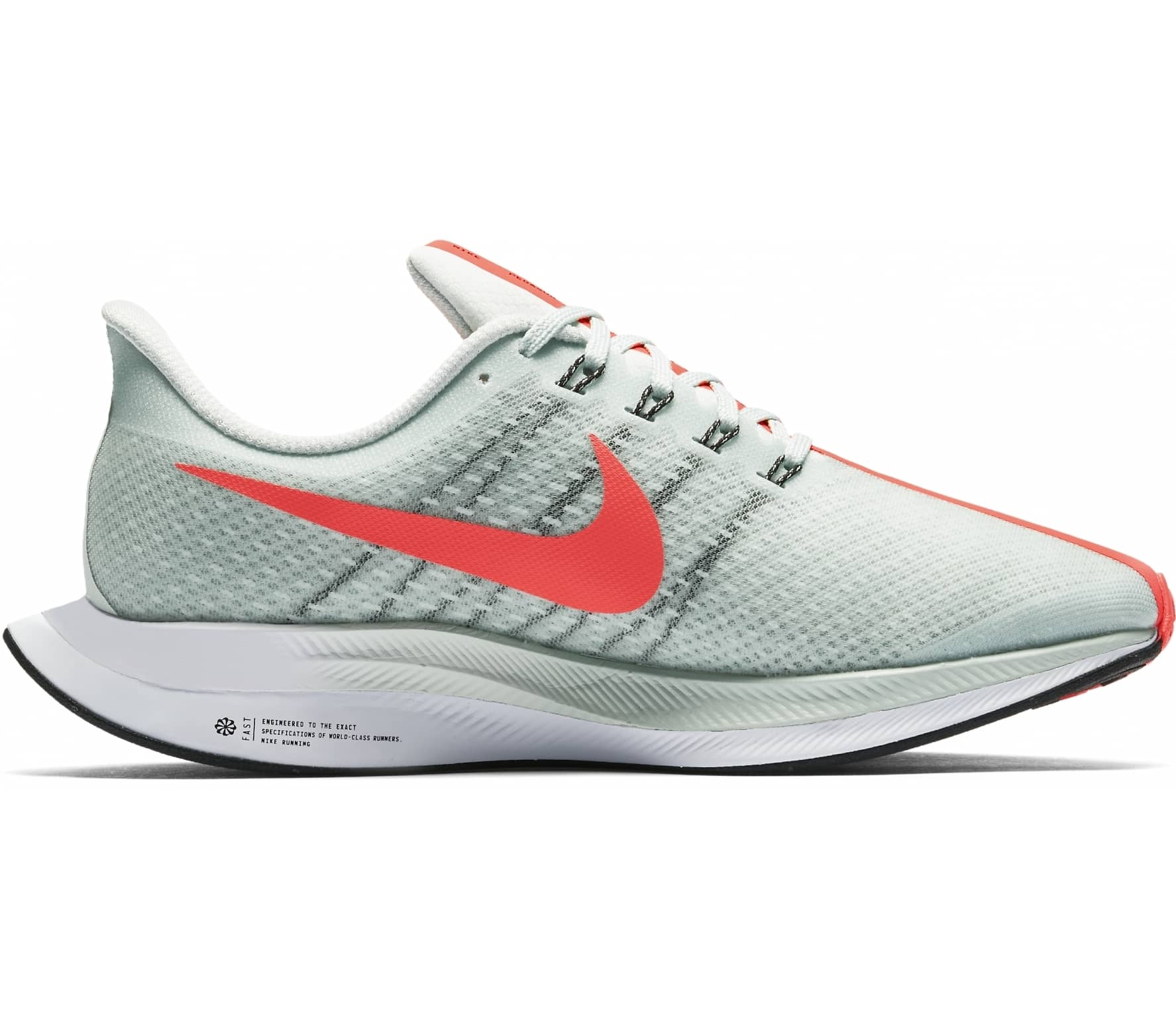 Nike - Zoom Pegasus 35 Turbo women's running shoes (grey)