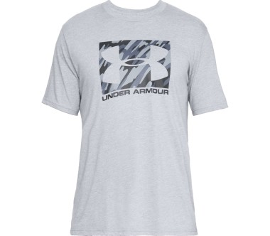 Under Armour - Boxed Sportstyle men's training top (grey)