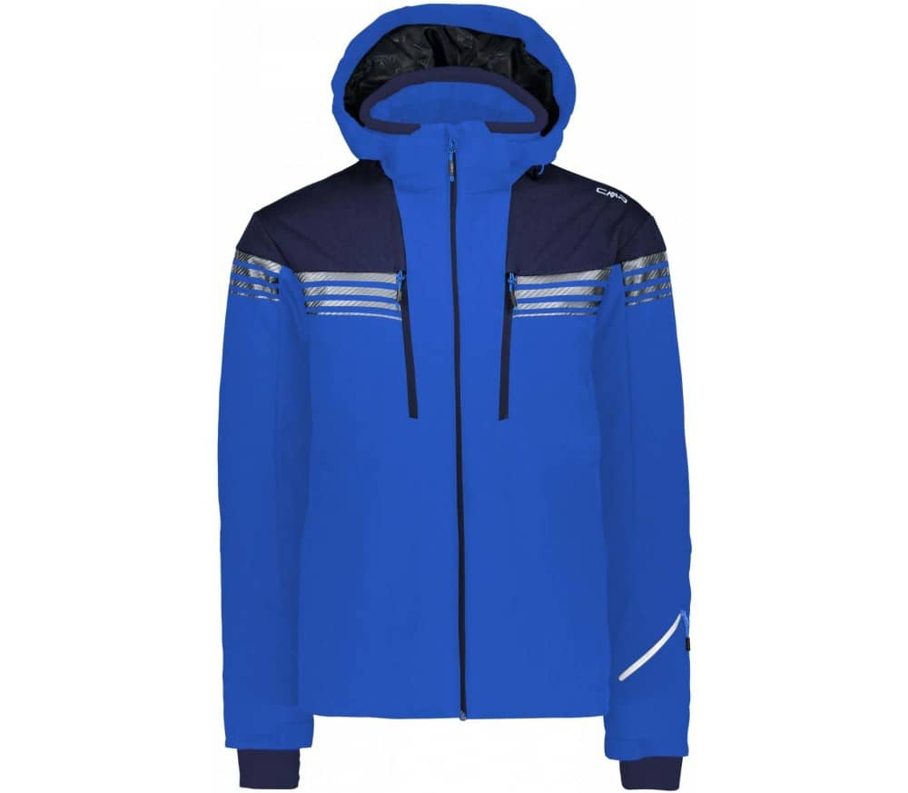 Zip Hood Men Ski Jacket